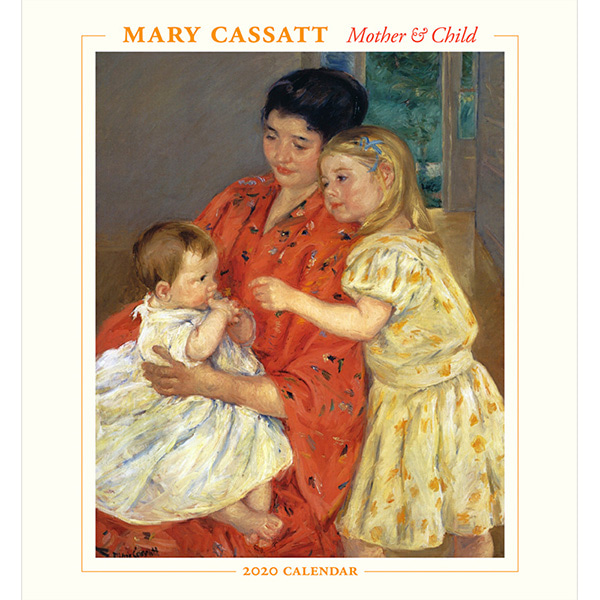 2020 캘린더 Mary Cassatt: Mother & Child