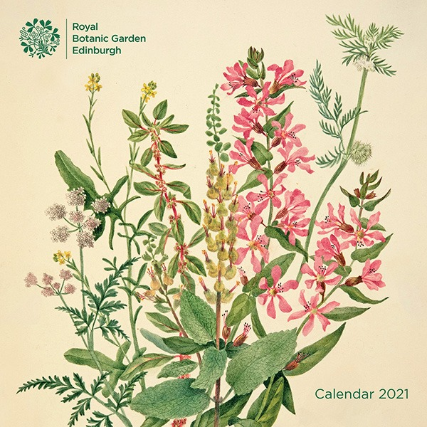 2021년 캘린더(FT) Royal Botanic Gardens