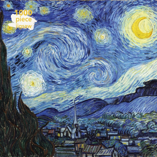 직소퍼즐 Vincent van Gogh: Starry Night