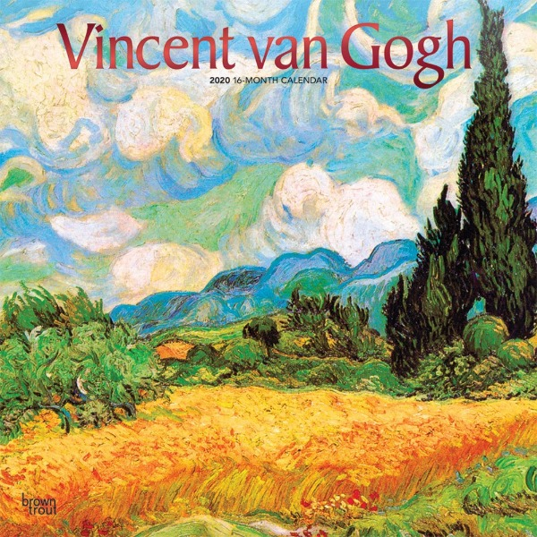2020 캘린더 반고흐 Vincent van Gogh (BT)