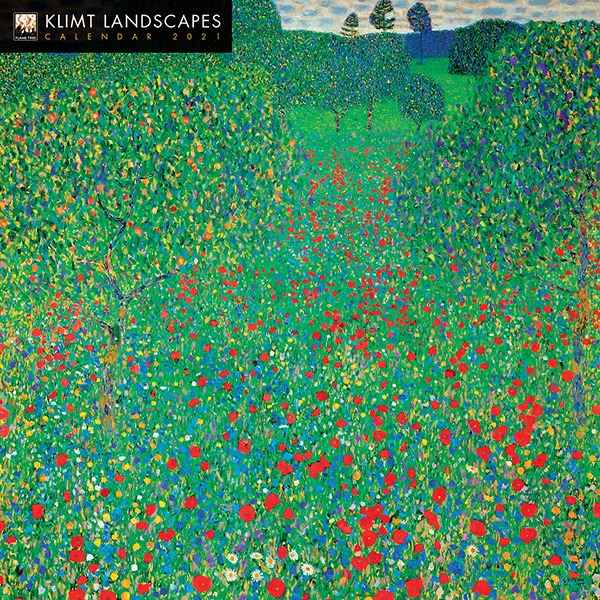 2021년 캘린더(FT) Klimt Landscapes