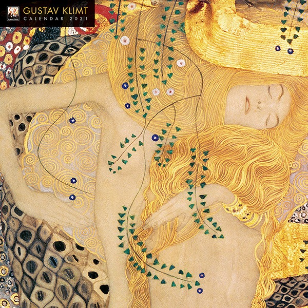 2021년 캘린더(FT) Gustav Klimt